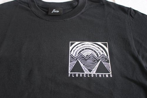 Image of TRIPPY T-Shirt - Black