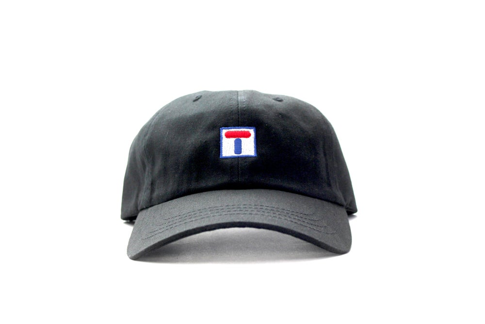 Image of FILA T HAT (BLACK)