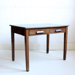 Image of Partridge & cooper desk / table