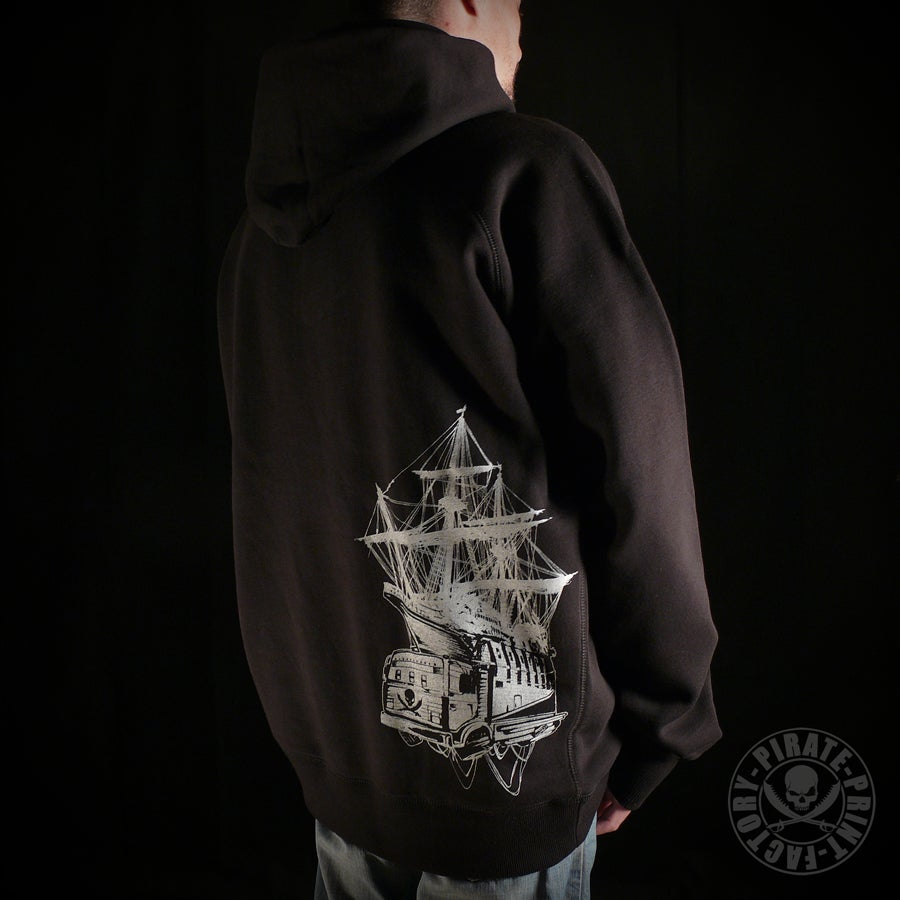 Image of Sweat capuche Pirate Boat