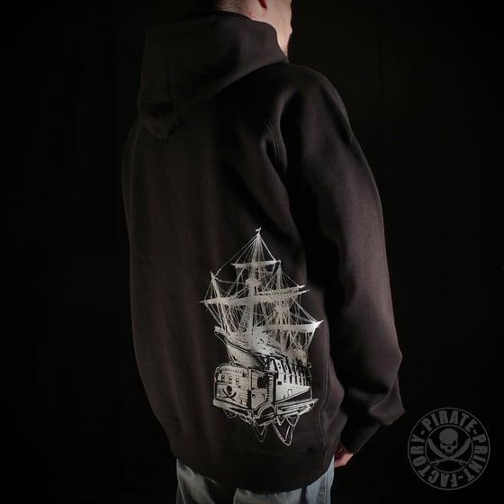 Image of Sweat capuche Pirate Boat