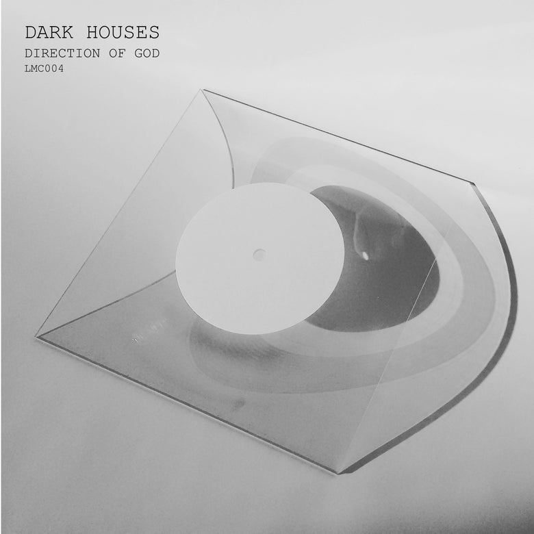 "Image of Dark Houses - Direction of God *SQUARE 7""*"