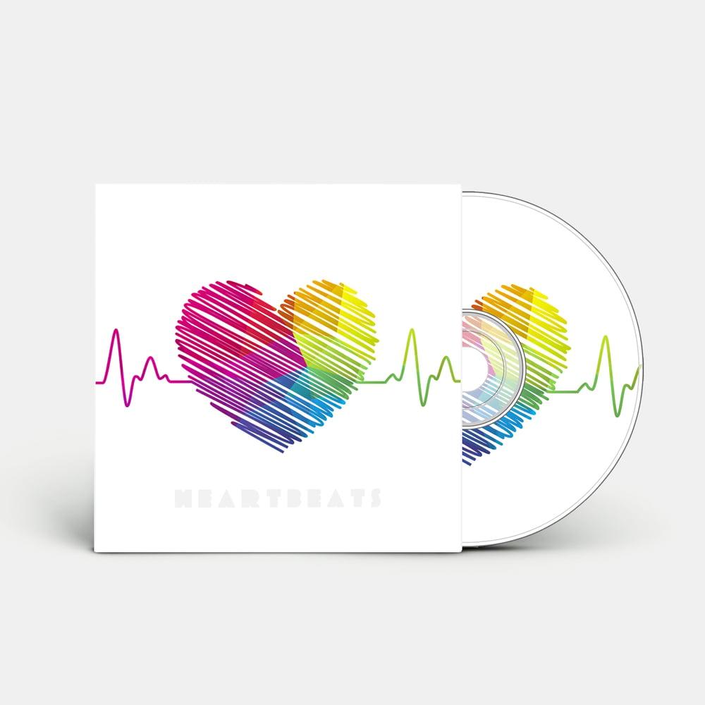Image of Heartbeats - Album - CD