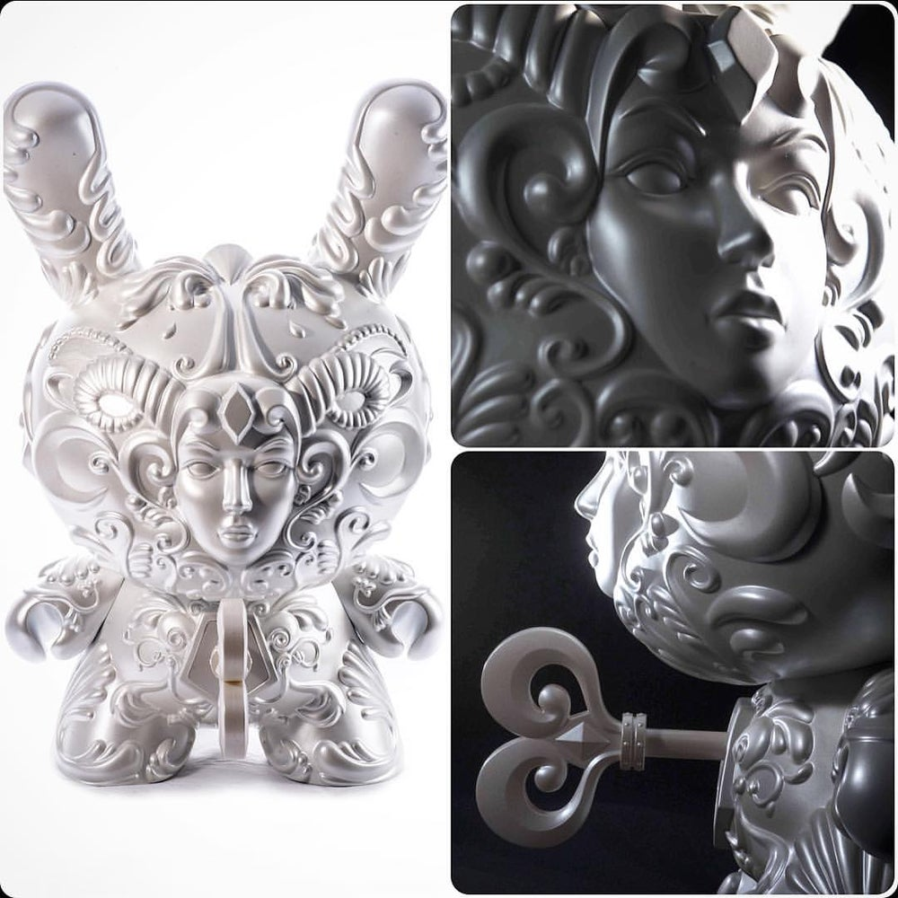 "Image of AP Dunny 20"" ""It's a FAD""  Pearlescent version"