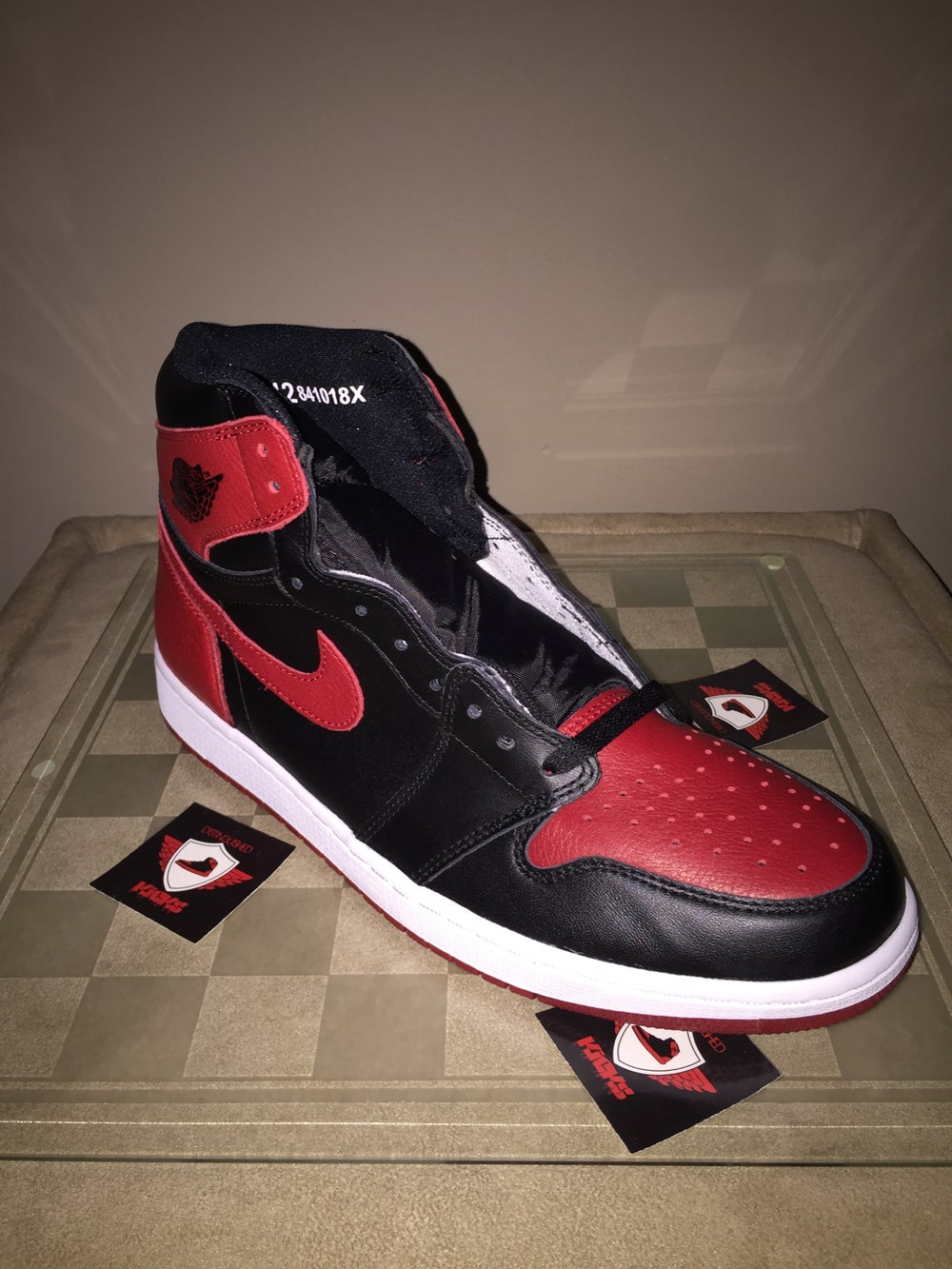 official photos c91a9 601c2 ... Image of Air Jordan 1 Retro High OG