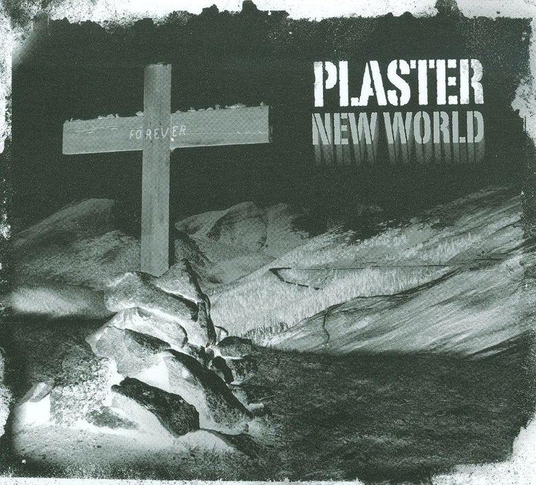 Image of FR032 Plaster New World CD