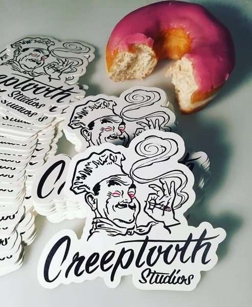 Image of Pizza Duuude Sticker