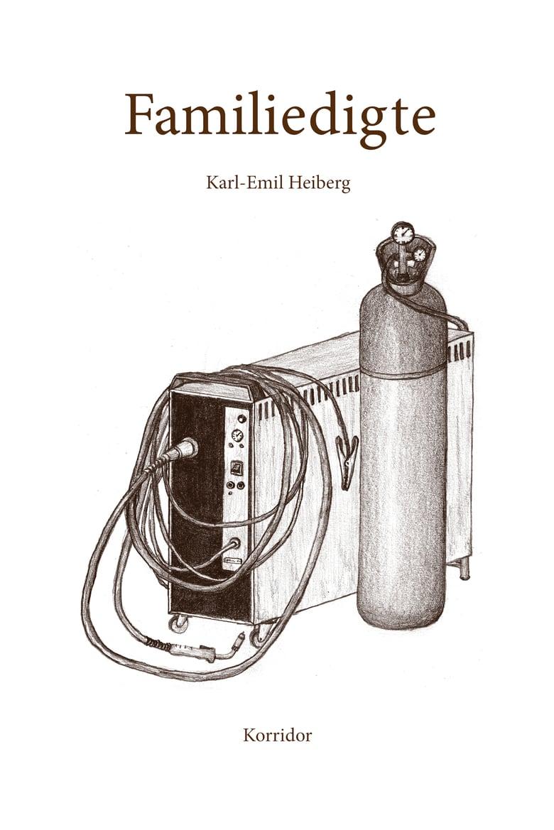 Image of Karl-Emil Heiberg - Familiedigte