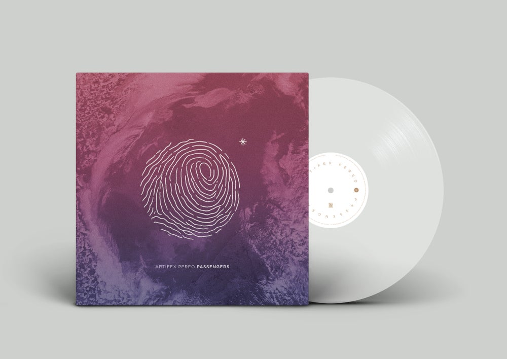 Image of PASSENGERS MILKY CLEAR VINYL