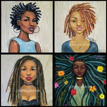 Image of Evolution of Locs