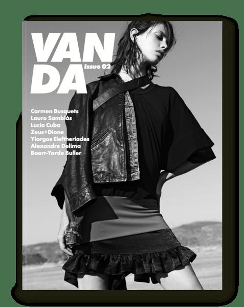 Image of Vanda Issue 02