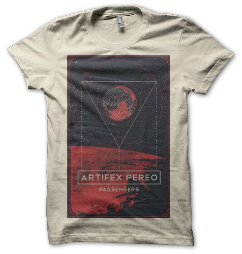 Image of OUTER SPACE PASSENGERS SHIRT