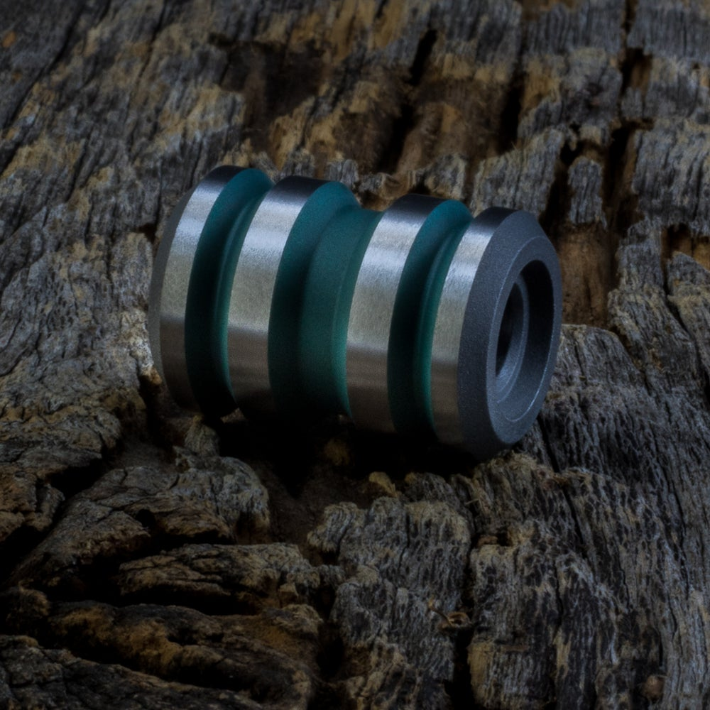 Image of Tank Halek Hunter Ti Bead #1