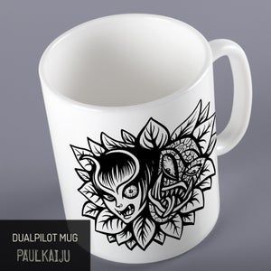 Image of Dual Pilot Ceramic Mug