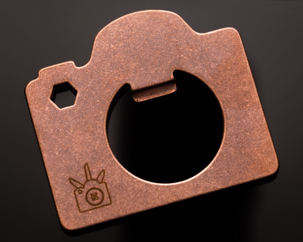 Image of Thick Copper Picture Popper
