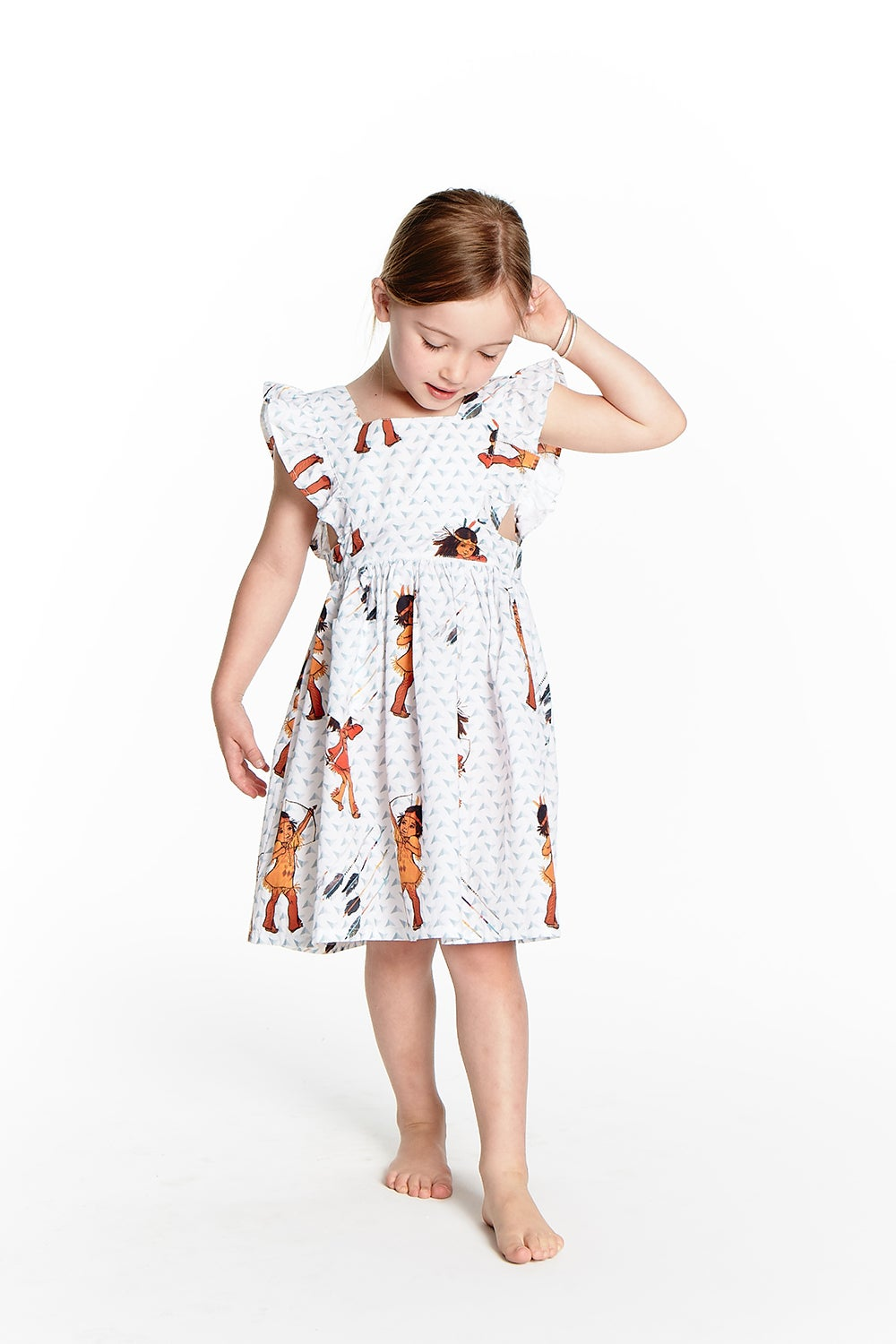 Image of Sequoia Pinafore Dress
