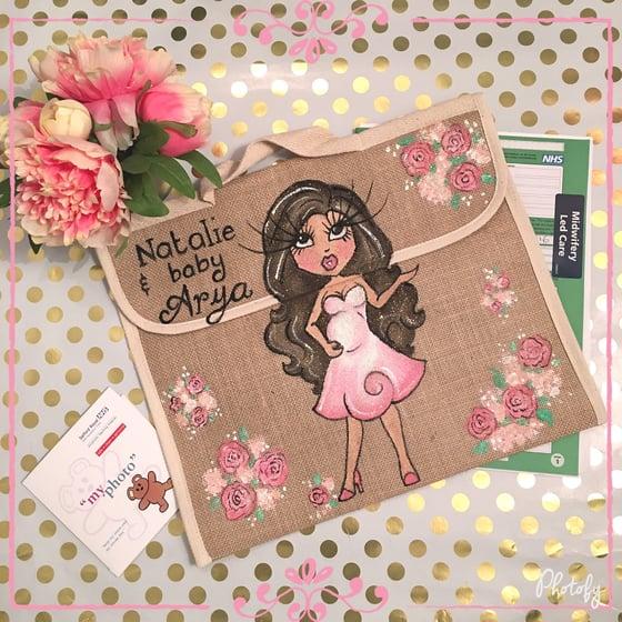 Image of Maternity Note Bookbag