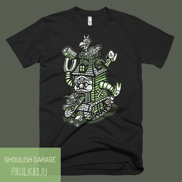 Image of Ghoulish Garage T-shirt