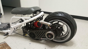 Image of Honda Ruckus GET Eye 2 Eye doing it Zen Style