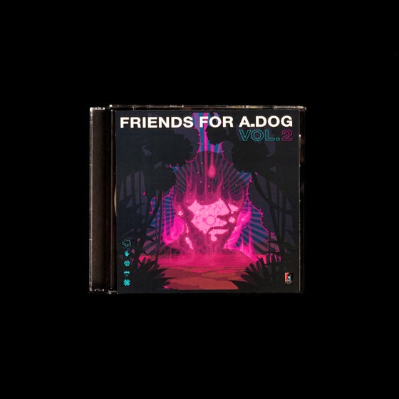 Image of 2016 Friends for A_Dog Foundation CD