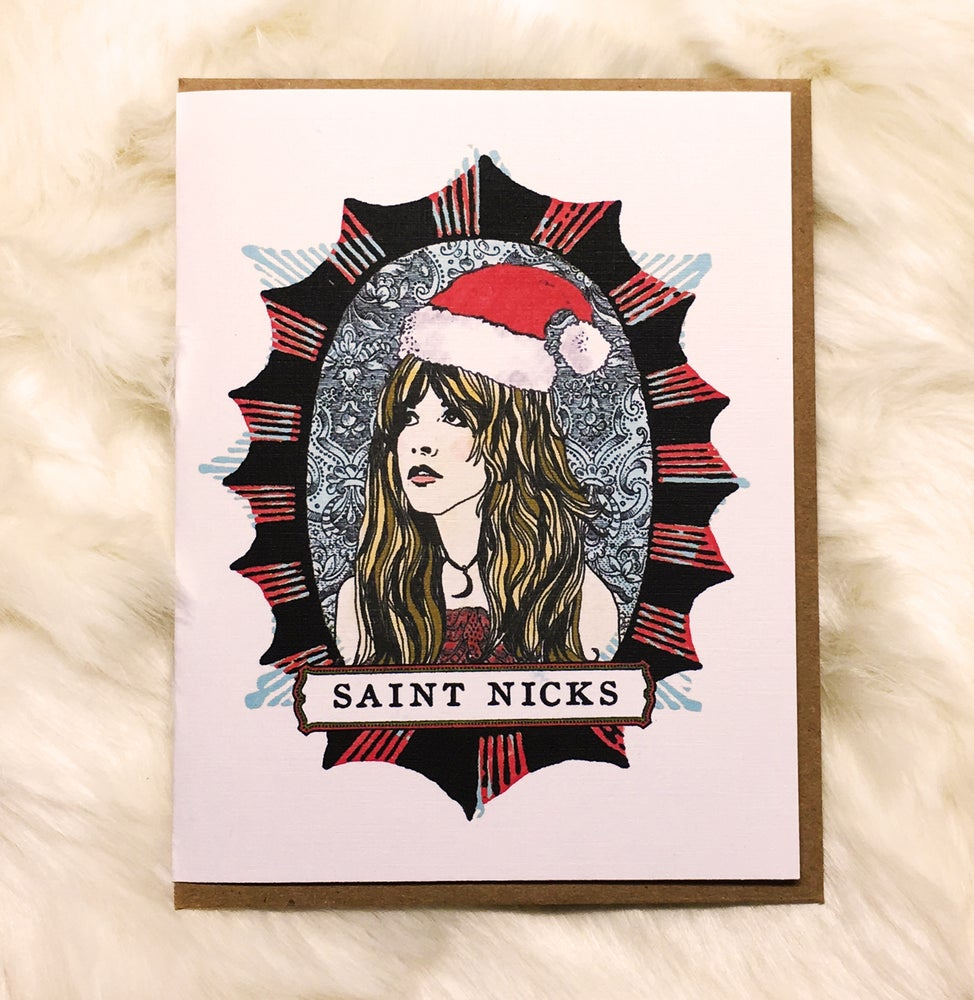 Image of Saint Nicks-Card