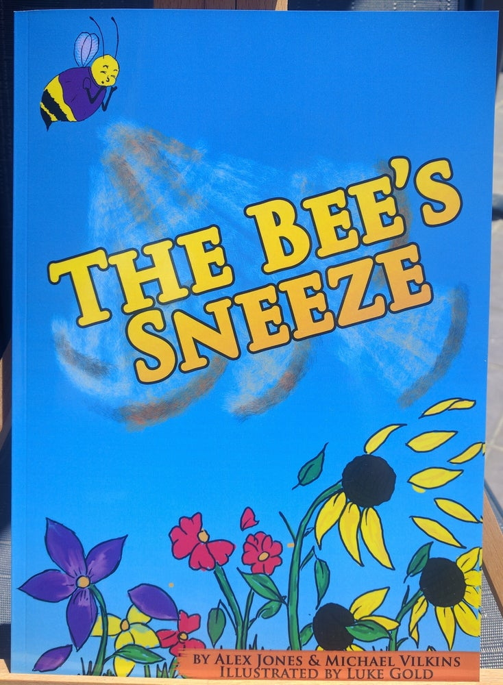 Image of The Bee's Sneeze