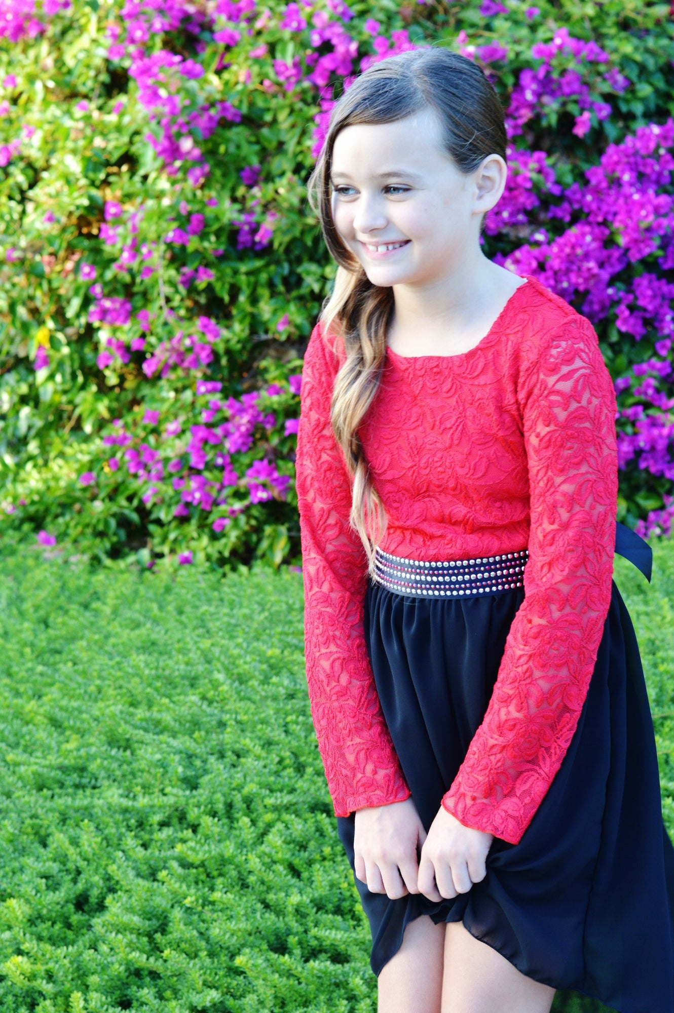 Lil Neti Boutique — Tween Dresses