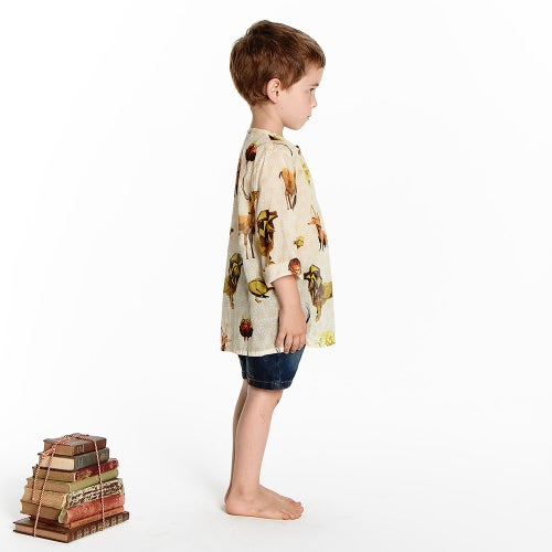 Image of Summer Play Kaftan - Nara
