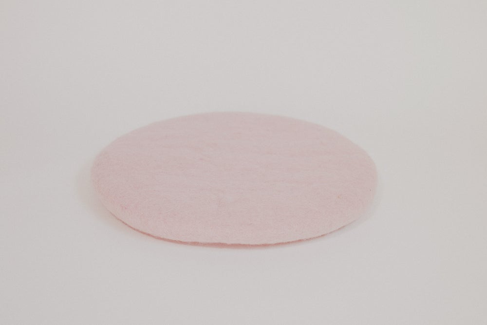 Image of Powder Pink Tush Cush