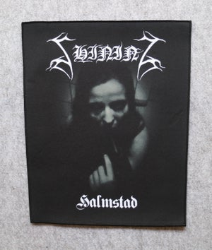 "Image of Shining ""Halmstad"" back patch"