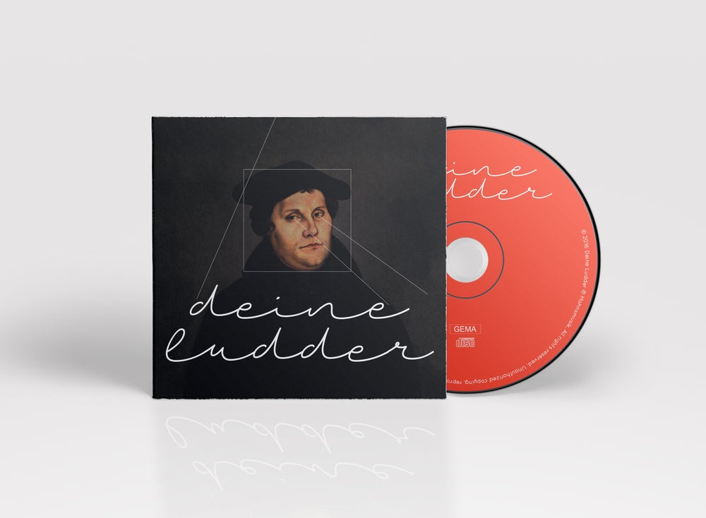 Image of Deine Ludder Album