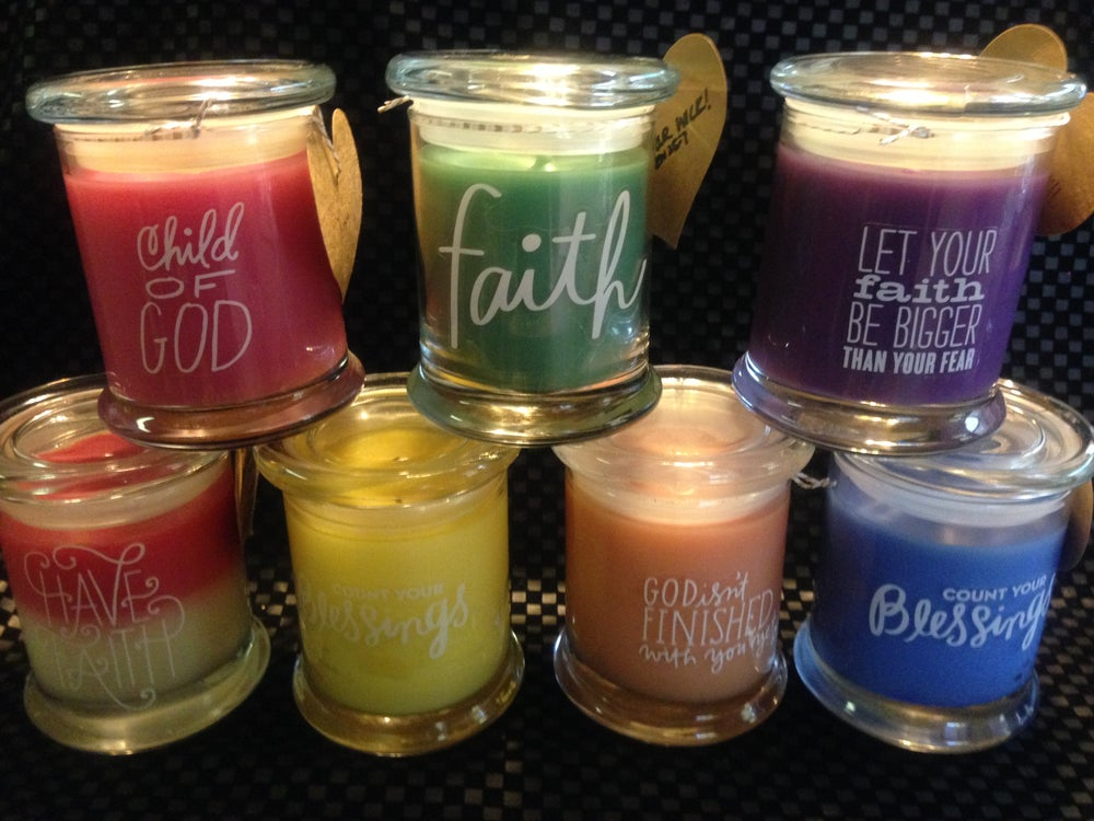 Image of Inspirational Candles (12 ounce)