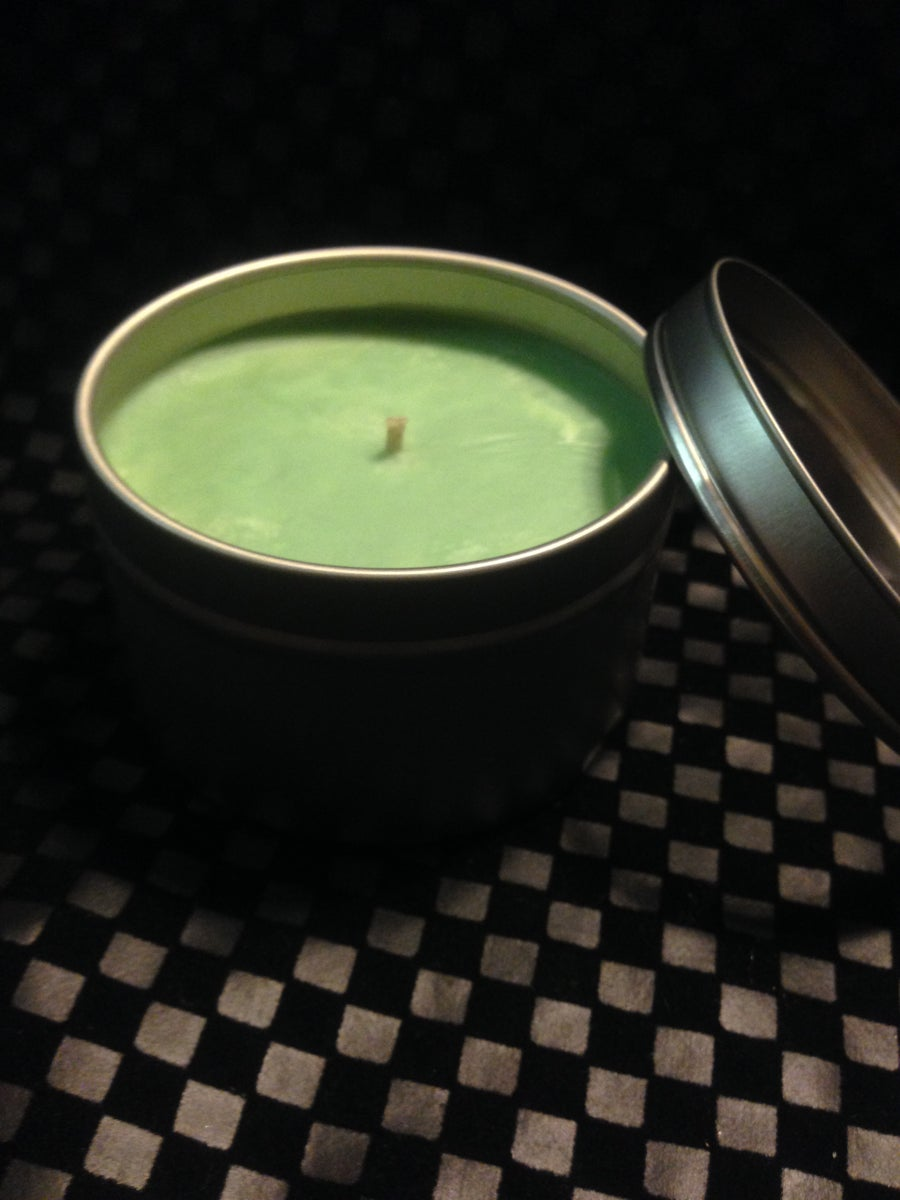 Image of 6 oz Soy Travel Tins