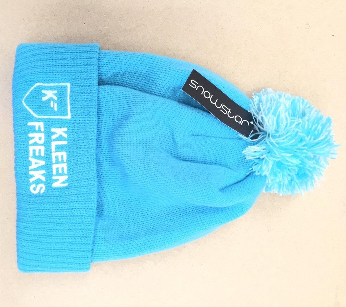 Image of Kleen Freaks Bobble Hats.