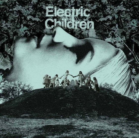 Image of Merlin:   Electric Children: clear w/white splatter 125 copies