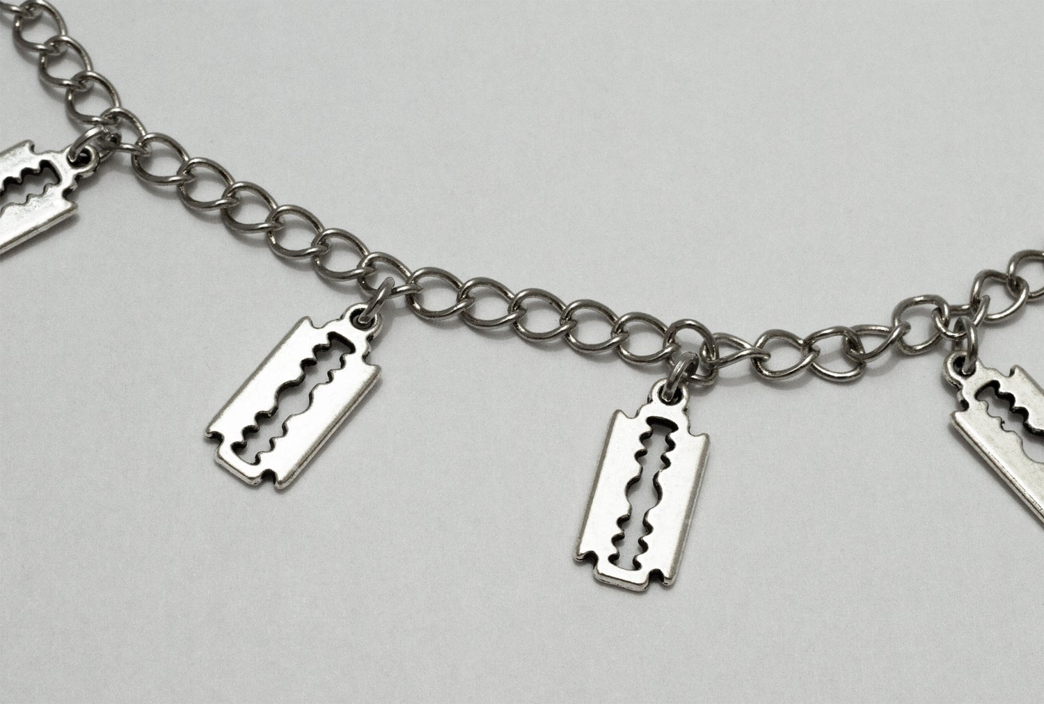 Image of Broken Charm Choker