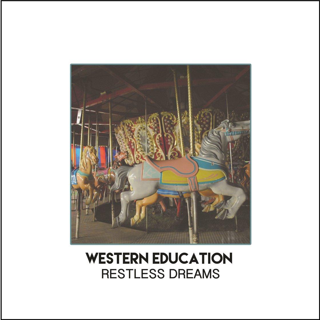 Image of Restless Dreams (CD)