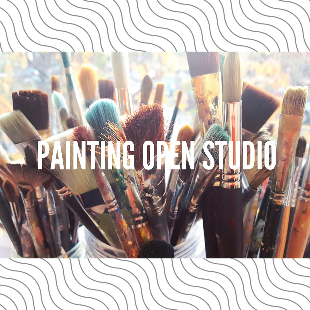 Image of NEW!  PAINTING & Drawing for Adult / 6 Weeks  / TUE or SAT
