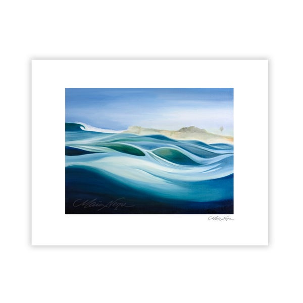 Image of In The Line Up, Archival Paper Print