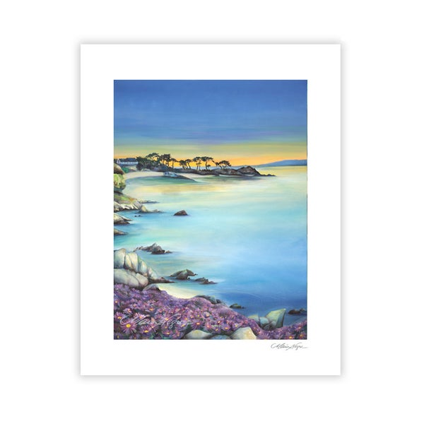 Image of Lovers Point, Archival Paper Print
