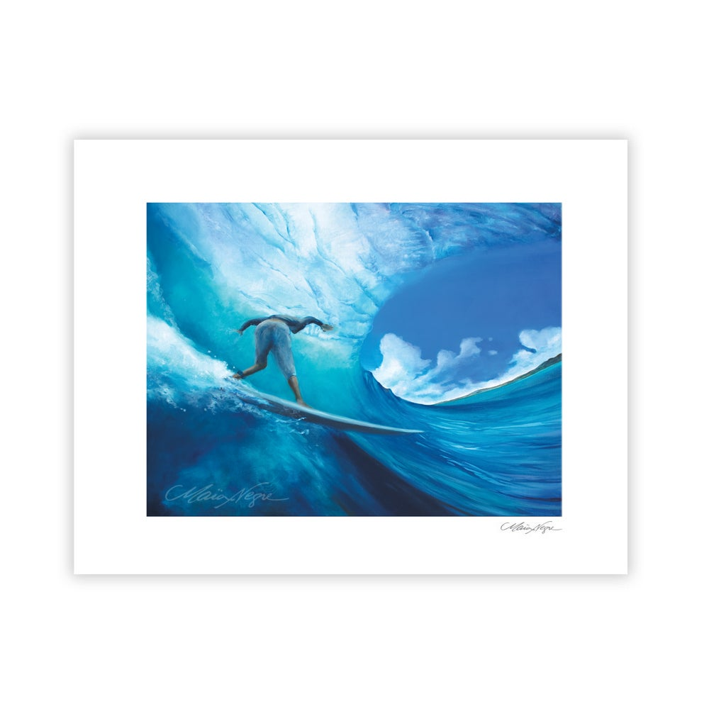 Image of Surf Rider, Archival Paper Print