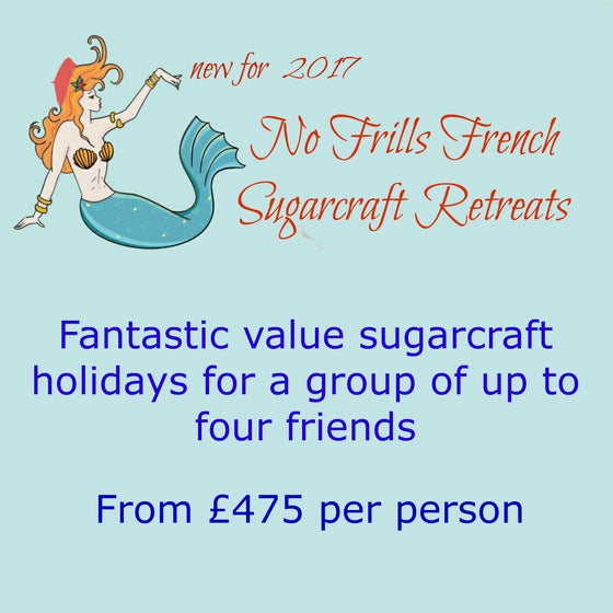 Image of No Frills French Sugarcraft Retreats