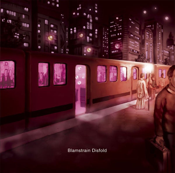 "Image of Blamstrain — ""Disfold"" CD"