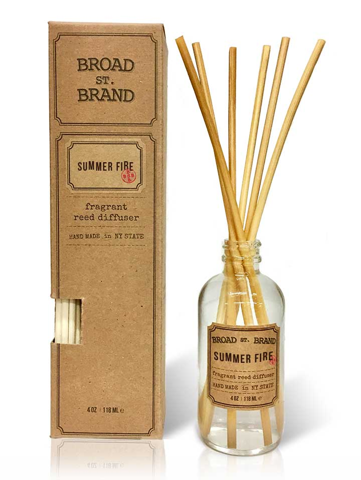 Image of Summer Fire Reed Diffuser