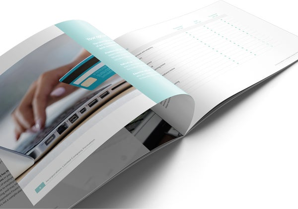 Image of Incorporation Brochure Print