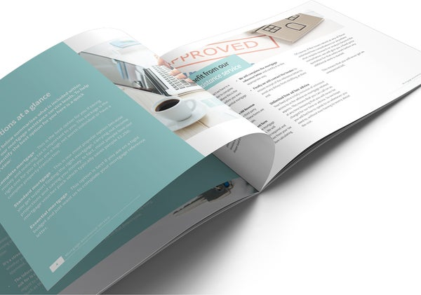 Image of Mortgage Assistance Brochure Print