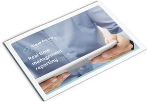 Image of Real Time Management Reporting Brochure Print