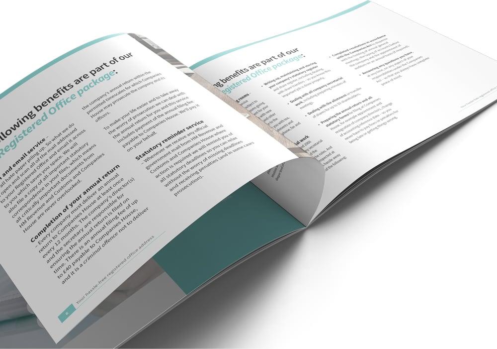 Image of Registered Office Brochure Print