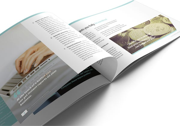 Image of Cloud Accounting Brochure Print