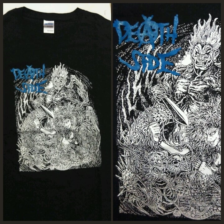 Image of Death Side shirt